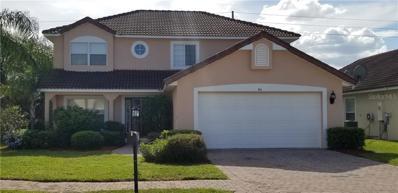 411 Robin Road, Davenport, FL 33896 - MLS#: O5736325