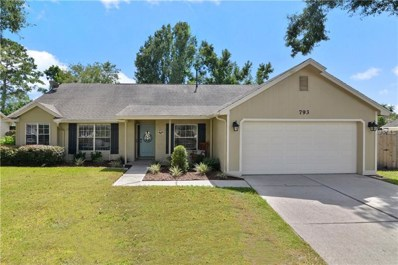 793 Glenwood Drive, Lake Mary, FL 32746 - #: O5736580