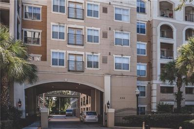 300 E South Street UNIT 3015, Orlando, FL 32801 - MLS#: O5736740