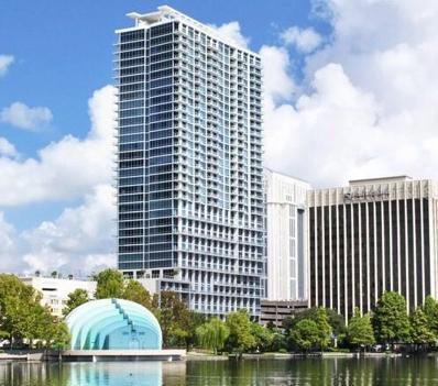 150 E Robinson Street UNIT 1712, Orlando, FL 32801 - MLS#: O5737172