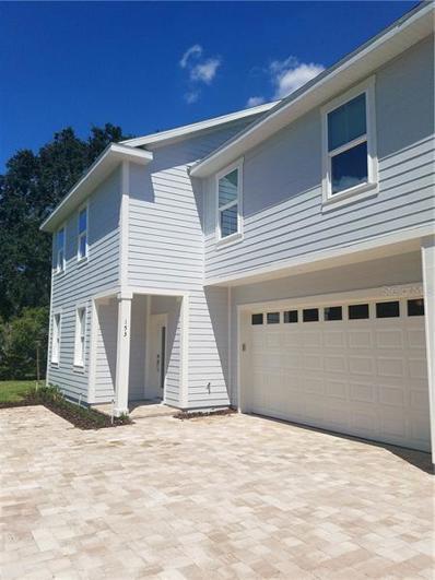 153 E Muriel Street, Orlando, FL 32806 - MLS#: O5737252