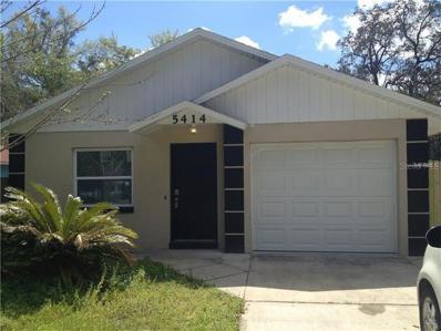 5414 Brownell Street, Orlando, FL 32810 - MLS#: O5737498