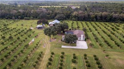 1750 N West Christmas Road, Christmas, FL 32709 - MLS#: O5737640