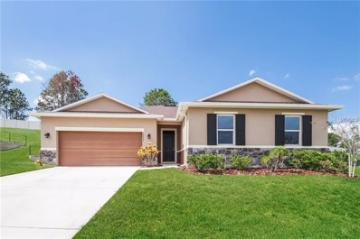 10033 Weathers Loop, Clermont, FL 34711 - MLS#: O5738124