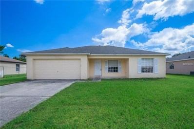 725 Platypus Court, Poinciana, FL 34759 - MLS#: O5738360