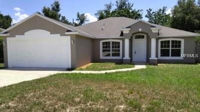 1656 Dunlap Drive, Deltona, FL 32725 - MLS#: O5738382