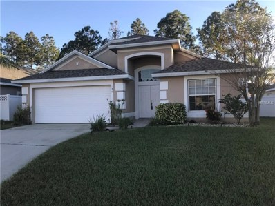 534 Halstead Drive, Davenport, FL 33897 - MLS#: O5738608