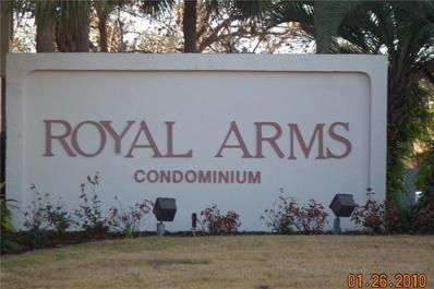 526 Orange Drive UNIT 24, Altamonte Springs, FL 32701 - MLS#: O5738623