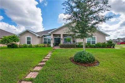 722 Country Walk Cove, Eagle Lake, FL 33839 - MLS#: O5740154