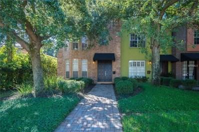 118 E Harding Street UNIT 1, Orlando, FL 32806 - MLS#: O5740223