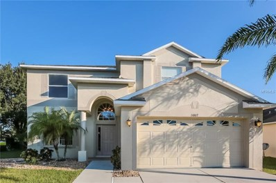11002 Whitecap Drive, Riverview, FL 33579 - MLS#: O5740416