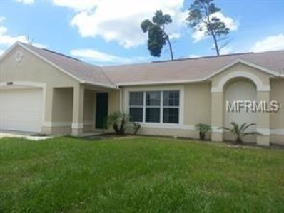 1064 W Tivoli Drive, Deltona, FL 32725 - MLS#: O5740649