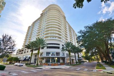 100 S Eola Drive UNIT 509, Orlando, FL 32801 - MLS#: O5740997