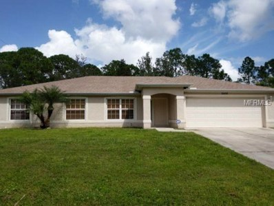 5458 Jessamine Avenue, North Port, FL 34291 - MLS#: O5741155