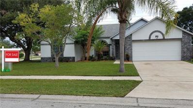 882 Jamestown Drive, Rockledge, FL 32955 - MLS#: O5741509