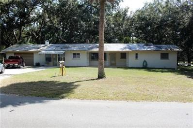 201 E Catawba St, Fruitland Park, FL 34731 - MLS#: O5741801