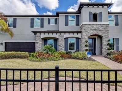 10406 Alcon Blue Drive, Riverview, FL 33578 - MLS#: O5741933