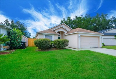 10412 Sun Villa Boulevard, Orlando, FL 32817 - #: O5742065