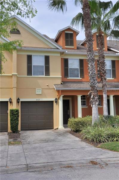 842 Assembly Court, Reunion, FL 34747 - MLS#: O5742371
