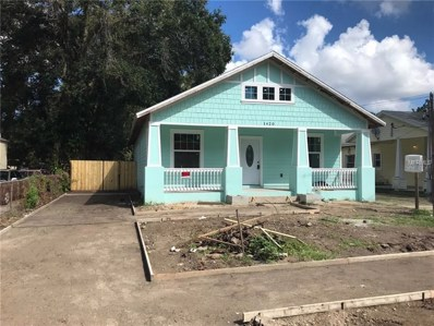1420 E Frierson Avenue, Tampa, FL 33603 - MLS#: O5742639