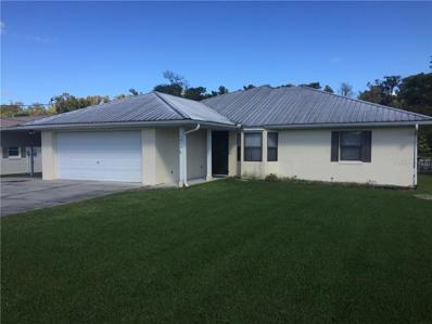 1614 Paradise Lane, Astor, FL 32102 - MLS#: O5743367