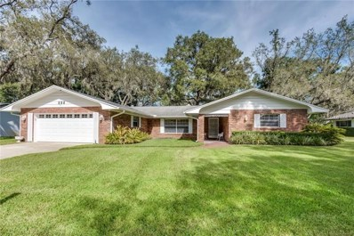 111 Bayberry Road, Altamonte Springs, FL 32714 - #: O5743510
