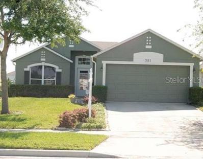 351 Regal Downs Circle, Winter Garden, FL 34787 - #: O5743511
