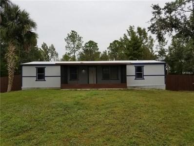 25217 E Colonial Drive, Christmas, FL 32709 - #: O5745243