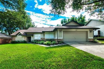 1117 Climbing Rose Drive, Orlando, FL 32818 - MLS#: O5745287