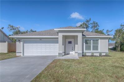 1662 Montague Street, Deltona, FL 32725 - MLS#: O5745555