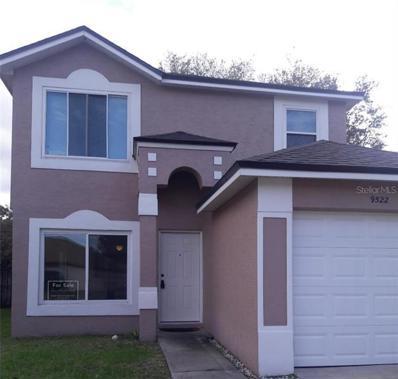 9522 Chandon Drive, Orlando, FL 32825 - MLS#: O5745924