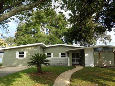 418 Gilbert Road, Winter Park, FL 32792 - #: O5746165