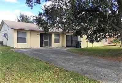 703 Duffer Lane, Poinciana, FL 34759 - MLS#: O5746566