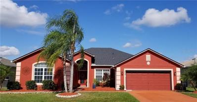 5410 Crepe Myrtle Circle, Kissimmee, FL 34758 - MLS#: O5746898