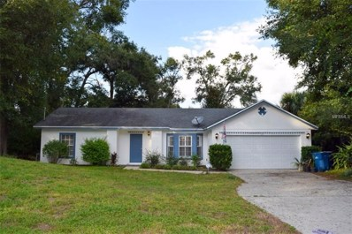 221 W Gardenia Drive, Orange City, FL 32763 - MLS#: O5746912