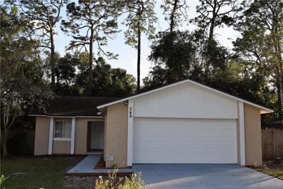 348 E Hillcrest Street, Altamonte Springs, FL 32701 - MLS#: O5747864