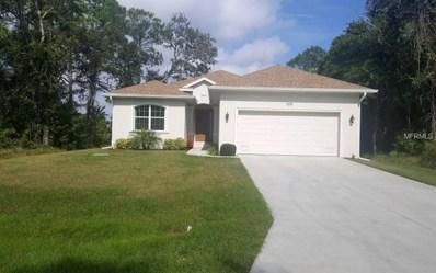 105 Red Cedar Park, Rotonda West, FL 33947 - MLS#: O5747967