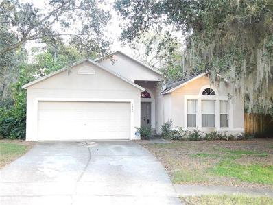 1844 Doe Lake Court, Apopka, FL 32703 - MLS#: O5748189
