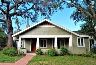 251 W Warren Avenue, Longwood, FL 32750 - MLS#: O5748773