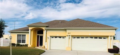 847 Cura Court, Oakland, FL 34787 - MLS#: O5749309