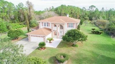 1805 Eldorado Court, Saint Cloud, FL 34771 - MLS#: O5749755