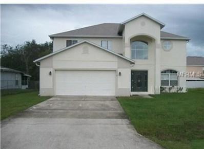 1716 Pompano Drive, Poinciana, FL 34759 - MLS#: O5750111