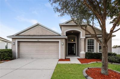 7111 Forest Mere Drive, Riverview, FL 33578 - MLS#: O5750364