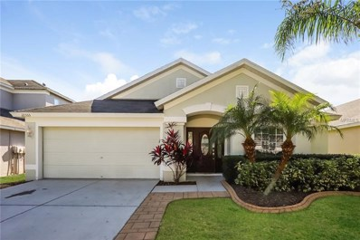 12333 Cedarfield Drive, Riverview, FL 33579 - MLS#: O5750466