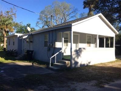 307 N Caroline Street UNIT 1, Daytona Beach, FL 32114 - MLS#: O5750768