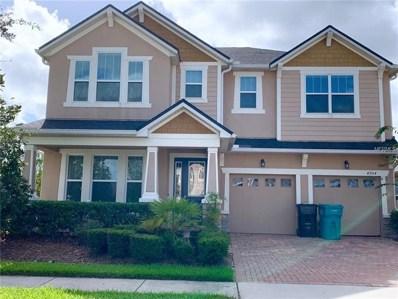 4904 Palm Park Street, Orlando, FL 32811 - #: O5751057