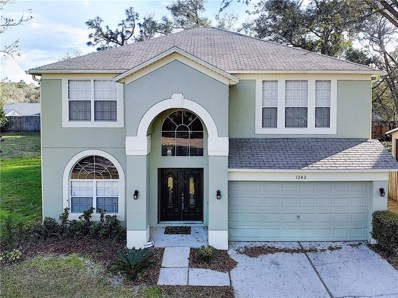1242 Pat Patterson Court, Apopka, FL 32712 - MLS#: O5751523
