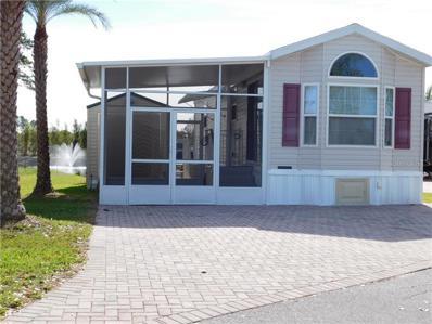 16504 Sunshine Avenue UNIT 64, Clermont, FL 34714 - MLS#: O5752516