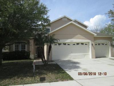 1881 Parkglen Circle, Apopka, FL 32712 - MLS#: O5752804