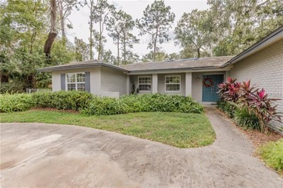 110 Cedar Oak Trail, Longwood, FL 32750 - #: O5753260